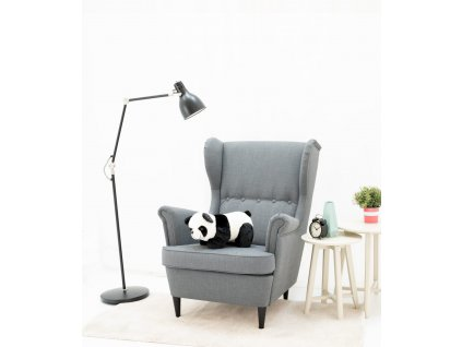 Plyšová panda v leže 45 cm
