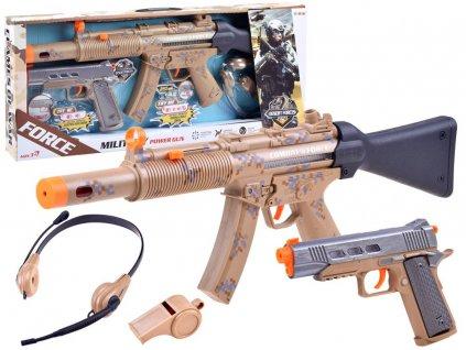 dětská vojenská pistole (1)
