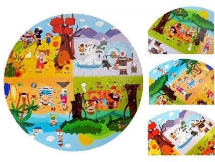 puzzle roční období (1)