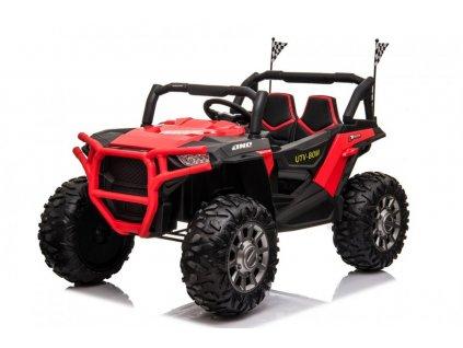 Pojazd Buggy Czerwony [42051] 1200