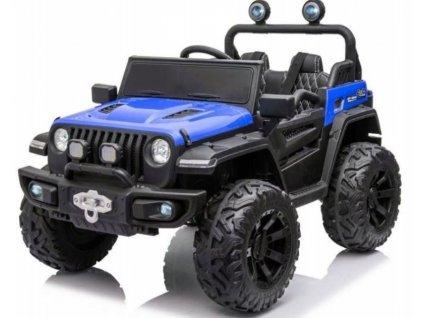 Dětské elektrické autíčko Master of Terain 4x4 modré 1