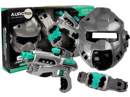 dětská vesmírná pistole (1)