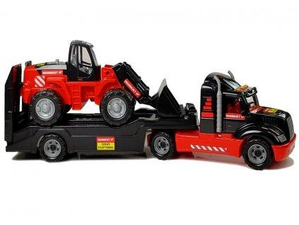 Nákladní auto s traktorem 94 cm