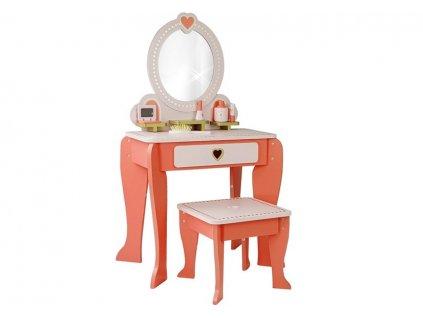 dřevěný toaletní stolek pro děti (1)
