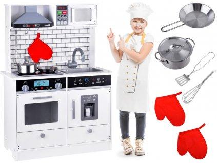 dětská dřevěná kuchyňka01