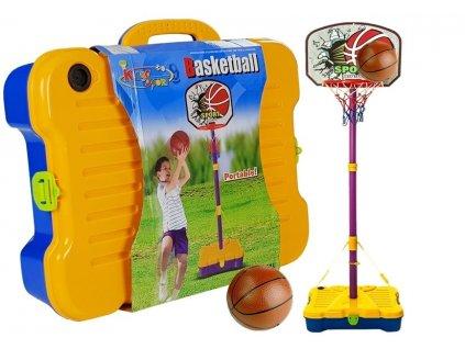 Basketbalová sada v kufříku