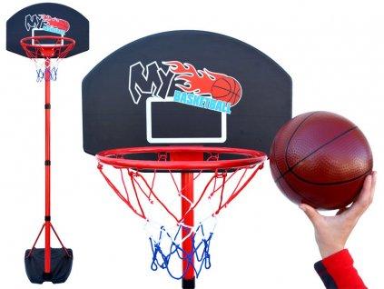 basketbalový koš09