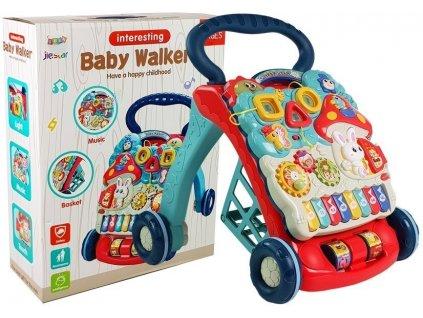 Chodítko pro děti Baby Walker 5