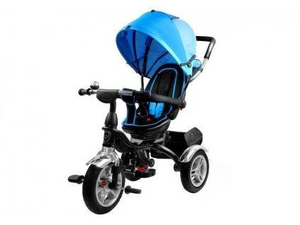 Dětská tříkolka PRO500 modrá 4