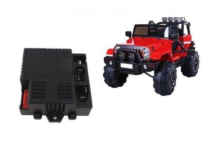 Řídící jednotka pro elektrická autíčka BBH 3688 Jeep