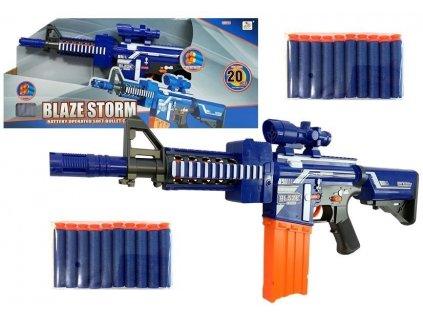 pistole na pěnové náboje2