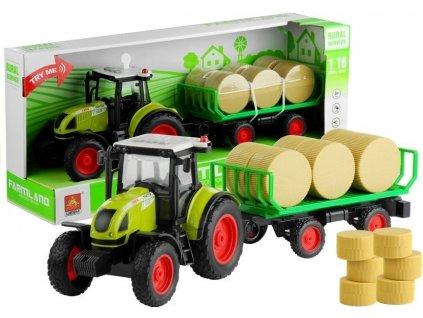 traktor s vlečkou2