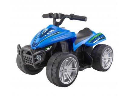 Pojazd Quad Little Monster Niebieski [40351] 1200