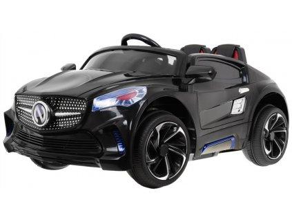 Elektrické autíčko Bandit 2,4 GHZ, černé