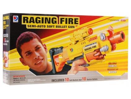 Dětský samopal Racing Fire