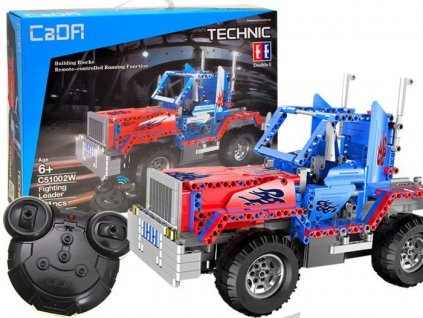 Mamido stavebnice technic kamion (7)