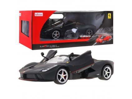 Auto na dálkové ovládání R/C Ferrari LaFerrari Aperta 1:14 černé