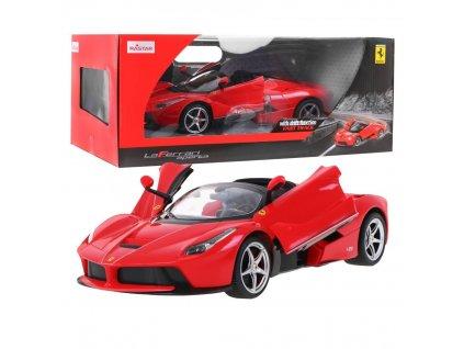 Auto na dálkové ovládání R/C Ferrari LaFerrari Aperta 1:14 červené