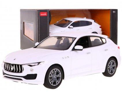 Auto na dálkové ovládání R/C Maserati Levante 1:14 bílé