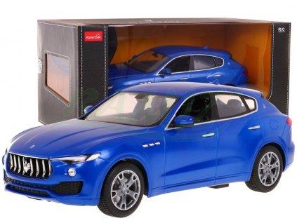 Maserati Levante na dálkové ovládání modré