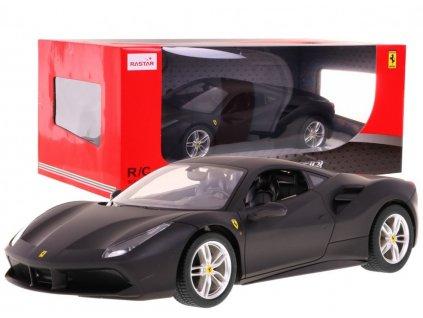 Ferrari 488 GTB na dálkové ovládání černé