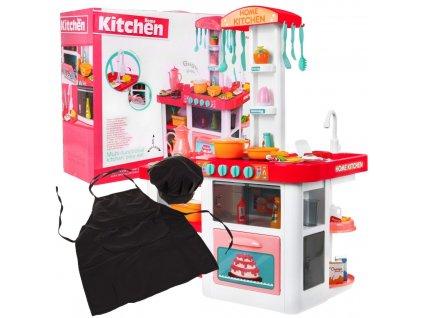 Velká dětská kuchyňka s doplňky
