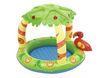 Dětský nafukovací bazének se stříškou