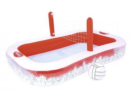 Dětský nafukovací bazén se síťkou