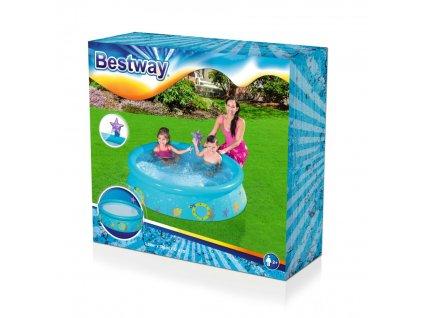 Dětský nafukovací bazének 152 x 38 cm