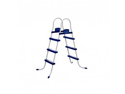 Bestway bazénové schůdky schody žebřík výš. 107 cm