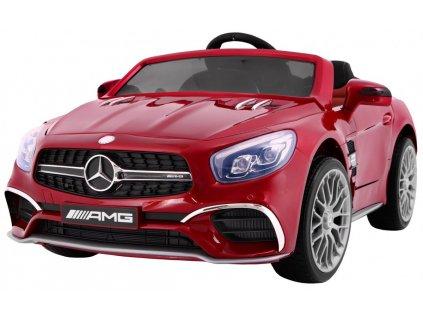 Elektrické autíčko Mercedes Benz AMG SL65 LAK