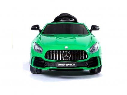 pol pl Auto na Akumulator Mercedes AMG GTR Zielony Lakier 2881 8