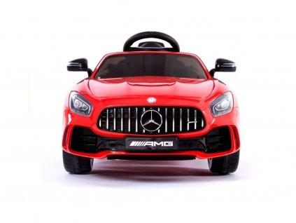 pol pl Auto na Akumulator Mercedes AMG GT Czerwony Lakier 2882 6