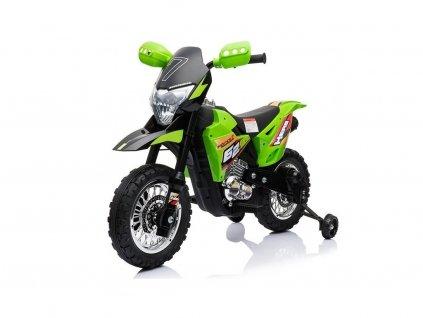 pol pl Motocykl na Akumulator BDM0912 Zielony 3946 3