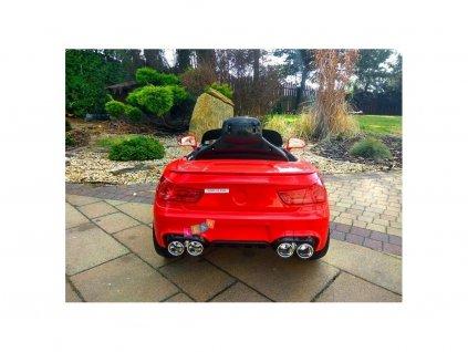 pol pl Auto na akumulator BS4 Czerwone 2072 3