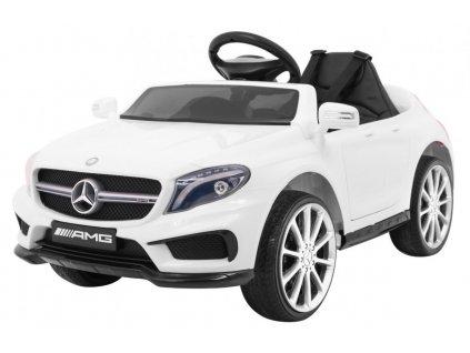 Pojazd Mercedes AMG GLA 45 Bialy [33537] 1200