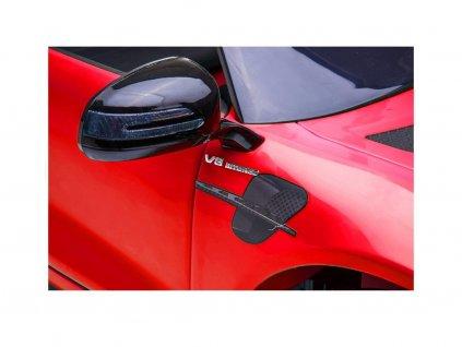 pol pl Auto na Akumulator Mercedes GTR Czerwony 3902 1