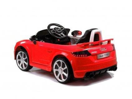 pol pl Auto na akumulator Audi TT RS Quattro Czerwone 2535 6
