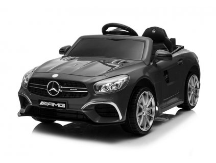 Elektrické autíčko Mercedes SL63 černý 1