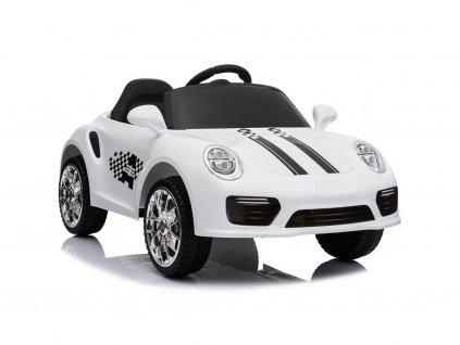 Elektrické autíčko S2988 bílé 2