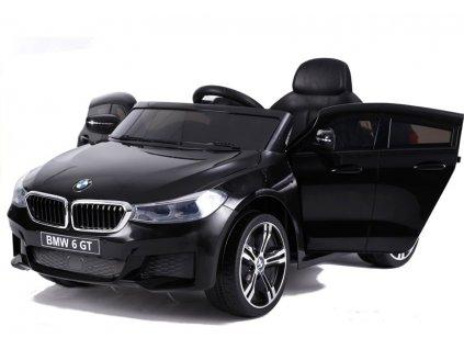 dětské elektrické autíčko BMW 6 GT černé 8