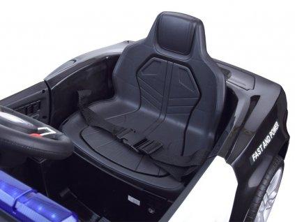 pol pl Auto na Akumulator Samochod Policyjny Czarny 3771 3