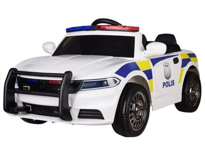 pol pl Auto na Akumulator Samochod Policyjny Bialy 3772 1