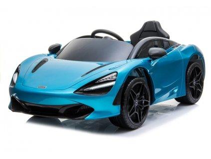 Elektrické autíčko McLaren 720s modré 1