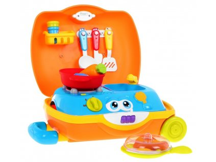 Kufřík kuchyňka set 1