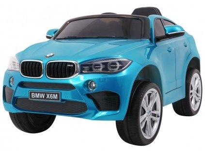 Pojazd BMW 6M Lakierowany Niebieski [34018] 1200