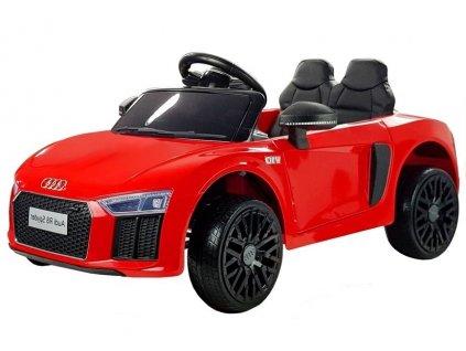 R8 Spyder červené 1