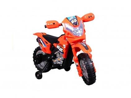 pol pl Motocykl na Akumulator ZP3999A Pomaranczowy 3944 2