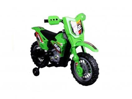 pol pl Motocykl na Akumulator ZP3999A Zielony 3943 2