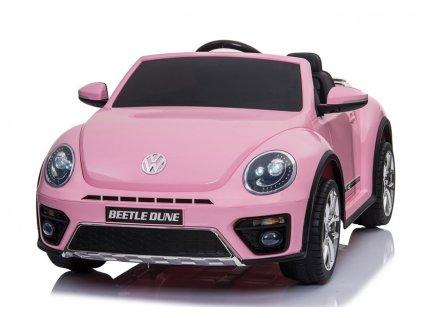 Dětské elektrické auto Volkswagen Beetle Dune 1